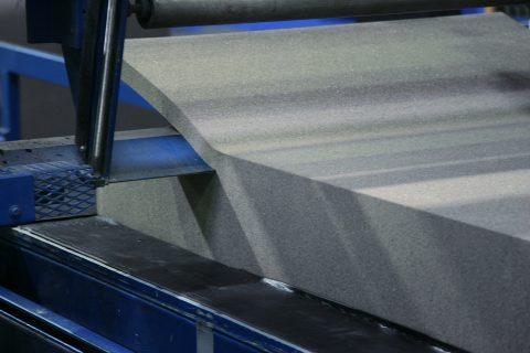 custom foam forming at RAM Technologies