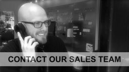 Contact our Sales Team